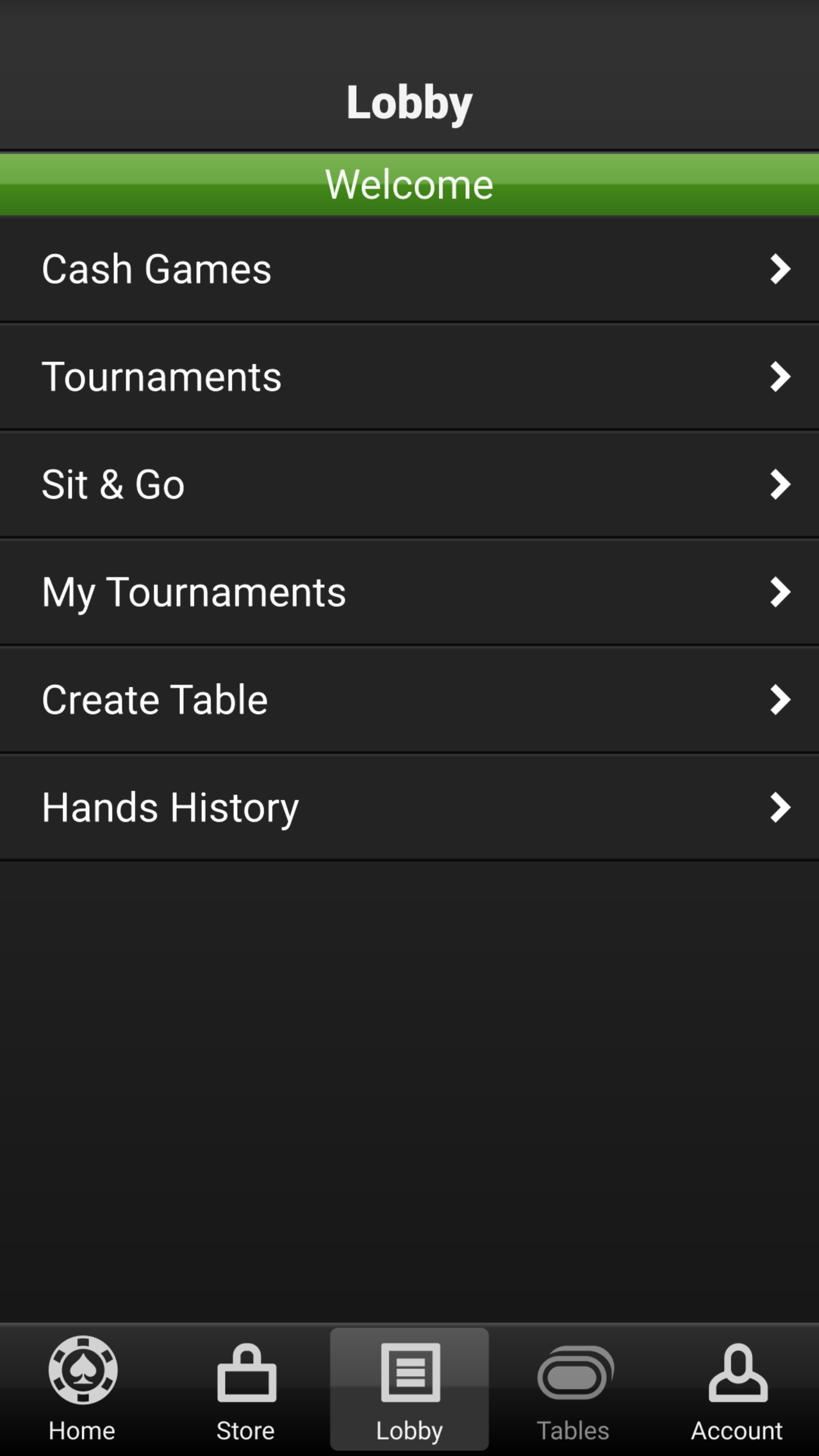 Enterra Poker Mobile Version Poker For Iphone Android